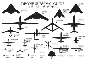 Drone Survival Guide drone overview