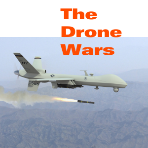 The Drone Wars Logo